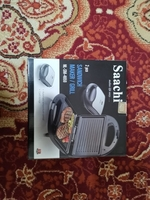 Used Sandwich maker/grill brand new sealed in Dubai, UAE