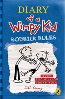 Used Diary of a wimpy kid ( Rodrick rules ) in Dubai, UAE