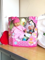 Used New Juniors first Baby doll playset 👶👧 in Dubai, UAE