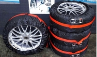 Used Tires Tote 4Pcs Msize in Dubai, UAE