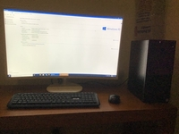 Used Pc with monitor and keyboard and mouse in Dubai, UAE