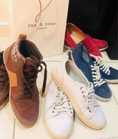 Used (((4))) pair of shoes: price for ALL in Dubai, UAE