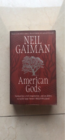 Used Neil Gaiman. American Gods in Dubai, UAE