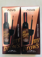 Used Novo Eyebrows Tattoo Tint 2 pcs ❤️ in Dubai, UAE
