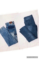 Two jeans for 13-14 years