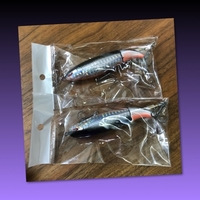 Used 2 X PROPELLER BIONIC BAIT  in Dubai, UAE