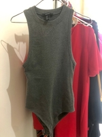 Forever21 Cut Body Top