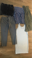 Used Skirt, pants, dress and cover up bundle in Dubai, UAE