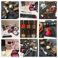 Used Bundled offer cosmetic & unused jewelry  in Dubai, UAE