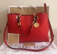 Used Michael Kors Cynthia bag in Dubai, UAE