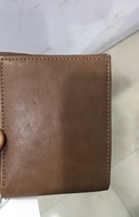 Used Wallet brown new in Dubai, UAE