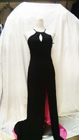 Used Ladies Long and Sexy dress new in Dubai, UAE