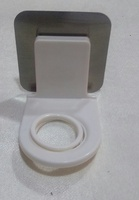 Used Bathroom punch free hook 4 pieces new in Dubai, UAE