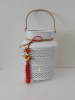 Used Lantern with lucky tassel in Dubai, UAE
