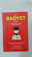 Used Badget Diary Books in Dubai, UAE