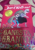 Used Gangsta granny like new for grade 4-5 in Dubai, UAE
