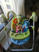 Used Colorful Baby Musical Swing - 5 speed in Dubai, UAE