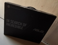 Used Asus Laptop with box and charger in Dubai, UAE