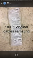 Used 10 pcs Micro Samsung cable fast charge in Dubai, UAE