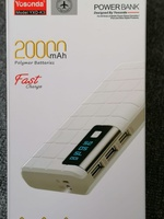 Used YOSONDA POWER BANK FAST CHASGE 20000mAh in Dubai, UAE