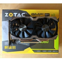 Used Gtx 1060 6gb amp factory overclock in Dubai, UAE