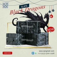 Used Black dragon model slot stone in Dubai, UAE