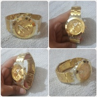 Used Brand new golden SWATCH watch * in Dubai, UAE