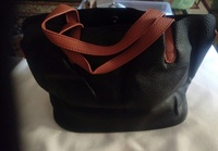 Used Soft leather fashion handbag brand new in Dubai, UAE