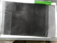Used Teflon non-stick barbecue mat 1 set in Dubai, UAE