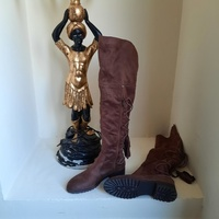 Used RIVER ISLAND THIGHS BOOTS 41 in Dubai, UAE