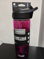 Used Camelbak EDDY+ Water Bottle 600ml in Dubai, UAE