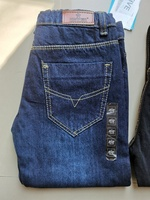 Used Brand new boys Jeans blue 11-12 years in Dubai, UAE