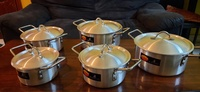 Used 5 piece cookware set in Dubai, UAE
