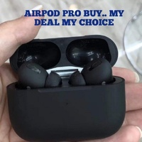 Used NOW BUY THIS BLACK QUALITY AIRPODS PRO in Dubai, UAE