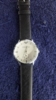 Used ARMANI MASTER SLIM WATCH WTCH1. in Dubai, UAE