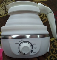 Used Electric travel collapsible kettle in Dubai, UAE