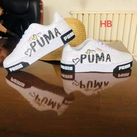 Used Puma shoe, new ,size 43 in Dubai, UAE