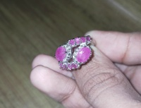 Used Ruby ring for sale in Dubai, UAE
