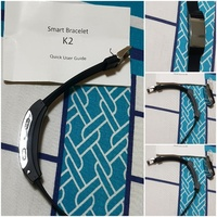 Used K2 SMART BRACELET(2 IN 1) in Dubai, UAE