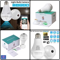 Used HD Smart WiFi camera 360 degree view. in Dubai, UAE