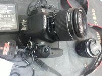 Used Canon EOS 650D in Dubai, UAE
