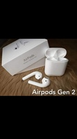 Used PACKED BOX SIR GEN2 AIRPODS LOGO HAVE✅✅ in Dubai, UAE