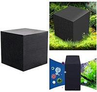 Used Aquarium filter water cube 1+1 free new in Dubai, UAE
