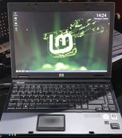 Used Compaq 6510b read description in Dubai, UAE
