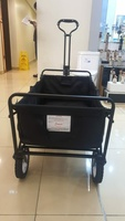Used Folding beach shopping trolley  80 kgs in Dubai, UAE