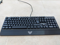 Used Aula Mechanical Gaming Keyboard RGB in Dubai, UAE