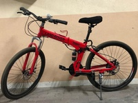 Used Land Rover Adult Foldable Cycle in Dubai, UAE
