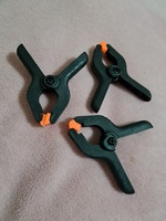 Used 3 pcs small photography clamping tools in Dubai, UAE