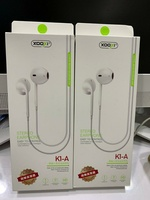 Used XOOXI stereo earphone in Dubai, UAE