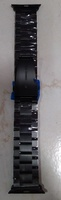 Used Stainless steel Apple watch band  2 pcs in Dubai, UAE